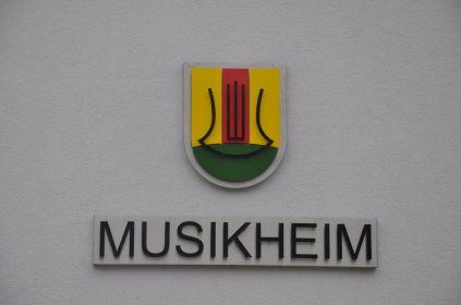 Das neue Logo des Musikvereins