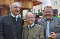 Willi Lichtenwagner, Herbert Hermüller, Walter Gegenleitner